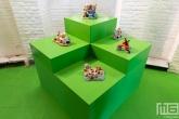 Het Pow! Wow! Rotterdam 2021 in Rotterdam Feijenoord in het Sculpture House