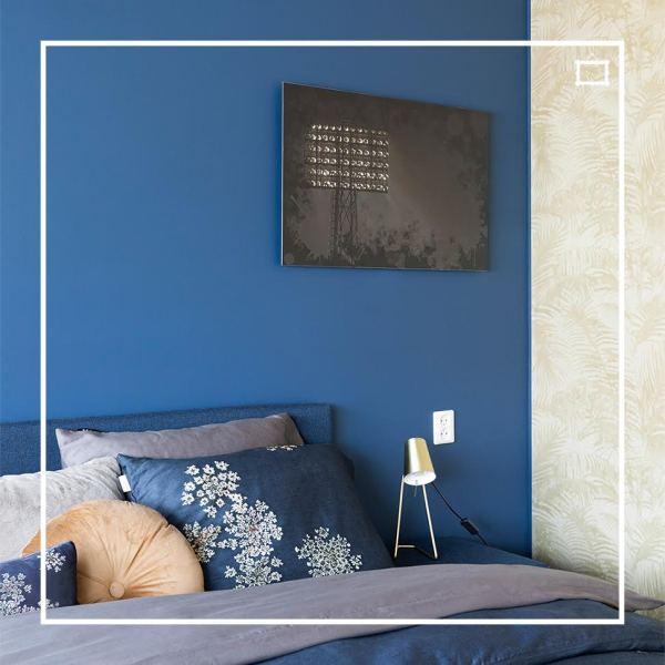Te Koop   Weer verliefd op je huis met wanddecoratie van MS Fotografie