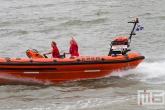 De reddingsboot Francine Kroesen van de KNRM van de Wereldhavendagen in Rotterdam