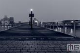 De Rijnhavenbrug in Rotterdam Katendrecht