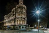 Te Koop | Het verlichte Wereldmuseum Rotterdam in Rotterdam by Night