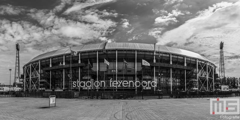 Te Koop | Het Feyenoord Stadion De Kuip in Rotterdam