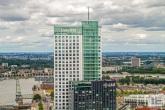 Het kantoor van Deloitte in Rotterdam in de Maastoren