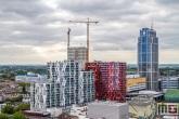 De Milleniumtoren, Calypso en de First Rotterdam in Rotterdam