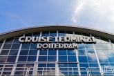 De Cruise Terminal Rotterdam op de Wilhelminapier in Rotterdam