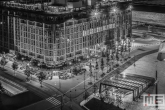 Het Groothandelsgebouw in Rotterdam by Night