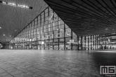 Te Koop | Het Centraal Station in Rotterdam by Night