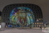 De Markthal Rotterdam in Rotterdam by Night