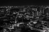 De binnenstad van Rotterdam by Night