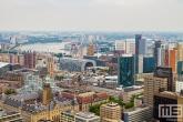 Te Koop | De skyline van Rotterdam Centrum in kleur