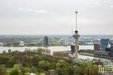 De Euromast in Het Park in Rotterdama
