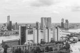 Te Koop | De Erasmusbrug en Boompjes in Roterdam