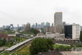 De Luchtsingel in Rotterdam