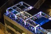 De Rooftop Silent Disco tijdens de Dakendagen in Rotterdam