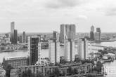 Te Koop | De Erasmusbrug en de Boompjes in Rotterdam