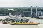 Te Koop | Het cruiseschip ss Rotterdam met attractiepark Rotterdam in Rotterdam