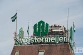 Het Witte Huis in de Oudehaven in Rotterdam