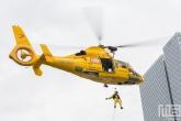 Te Koop | De SAR Helicoper tijdens een demo op de Wereldhavendagen in Rotterdam