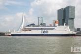 Te Koop | Het cruiseschip Pride of Rotterdam tijdens de Wereldhavendagen in Rotterdam