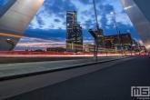 Te Koop | Het unieke zichtpunt op de Erasmusbrug en de Maastoren in Rotterdam by Night