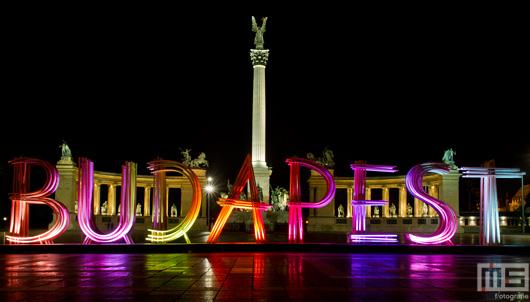 Hero Square in Boedapest | Cover Small