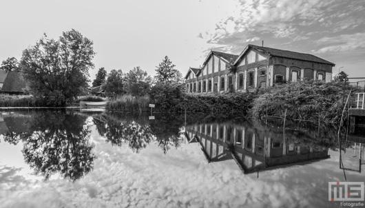Het gemaal 't Hooft van Benthuizen in Puttershoek | Cover