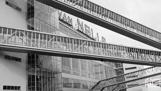 De Van Nelle Fabriek in Rotterdam tijdens Open Monumentendag | Cover Small