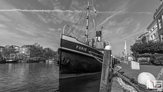 Het Stoomschip Furie op de Furiade in Maassluis | Cover Small