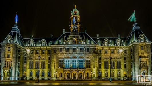 Het Stadhuis Rotterdam op de Coolsingel in Rotterdam | Cover Small