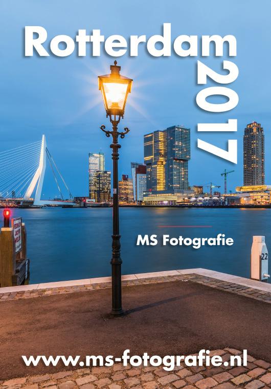 Rotterdam 2017 kalender van MS Fotografie nu online te bestellen | Cover Small