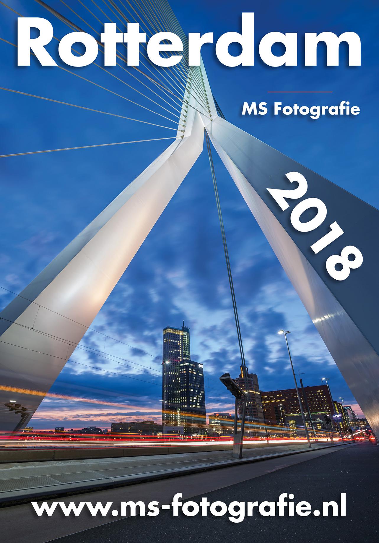 Kalender MS Fotografie Rotterdam 2018
