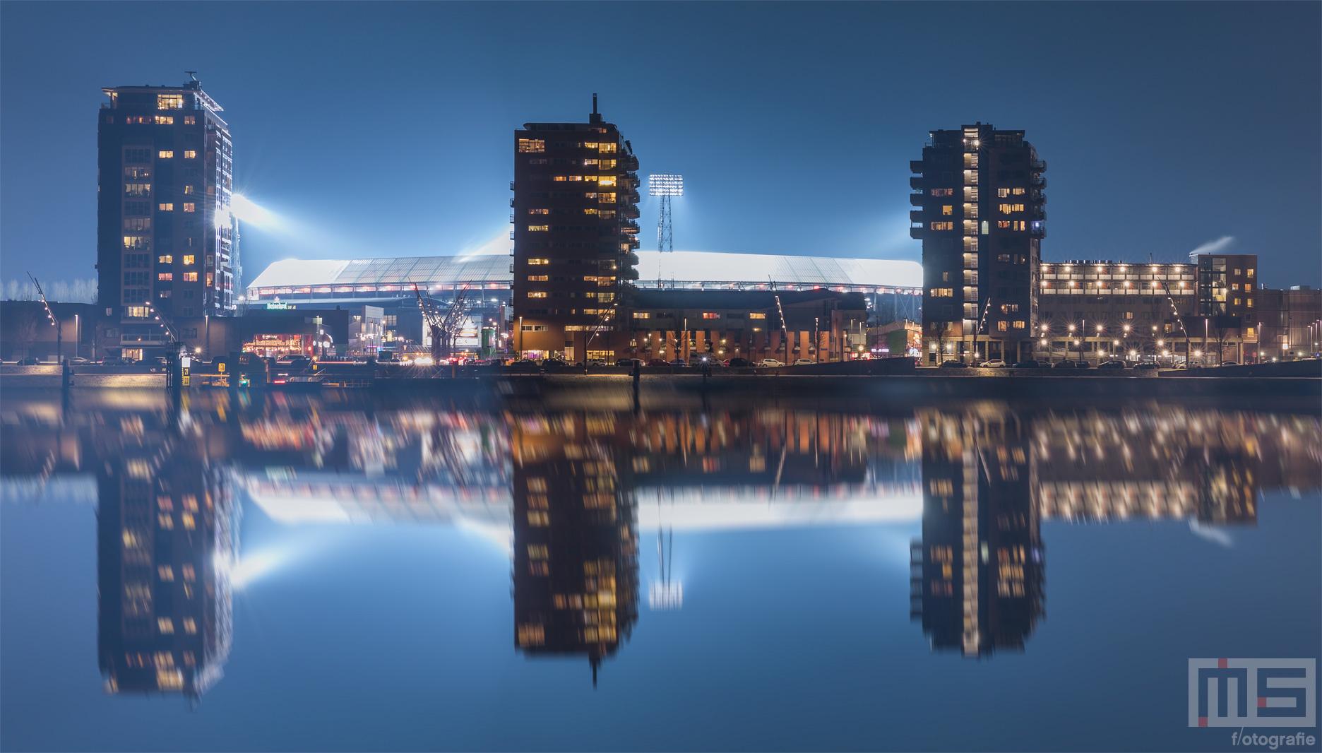 Het Stadion Feyenoord De Kuip in Rotterdam 2017 | Cover