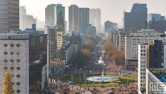 De NN Marathon Rotterdam 2017 in Rotterdam | Cover Small