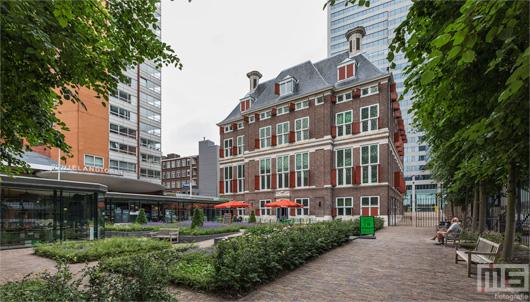 Het Schielandhuis tijdens de Open Monumentendag 2017 in Rotterdam | Cover Small