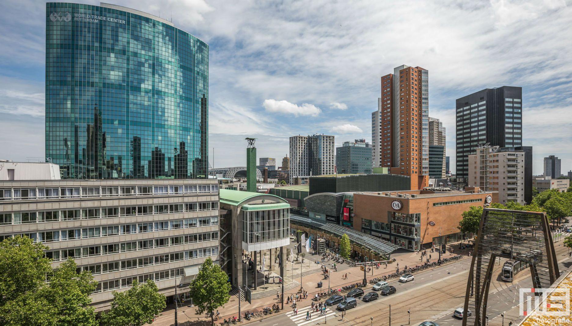 MS Fotografie verhuist naar het WTC Rotterdam