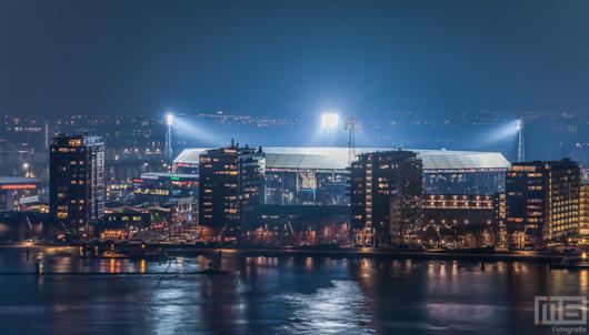 Unieke canvassen Feyenoord Stadion De Kuip 2018 in Rotterdam | Cover Small