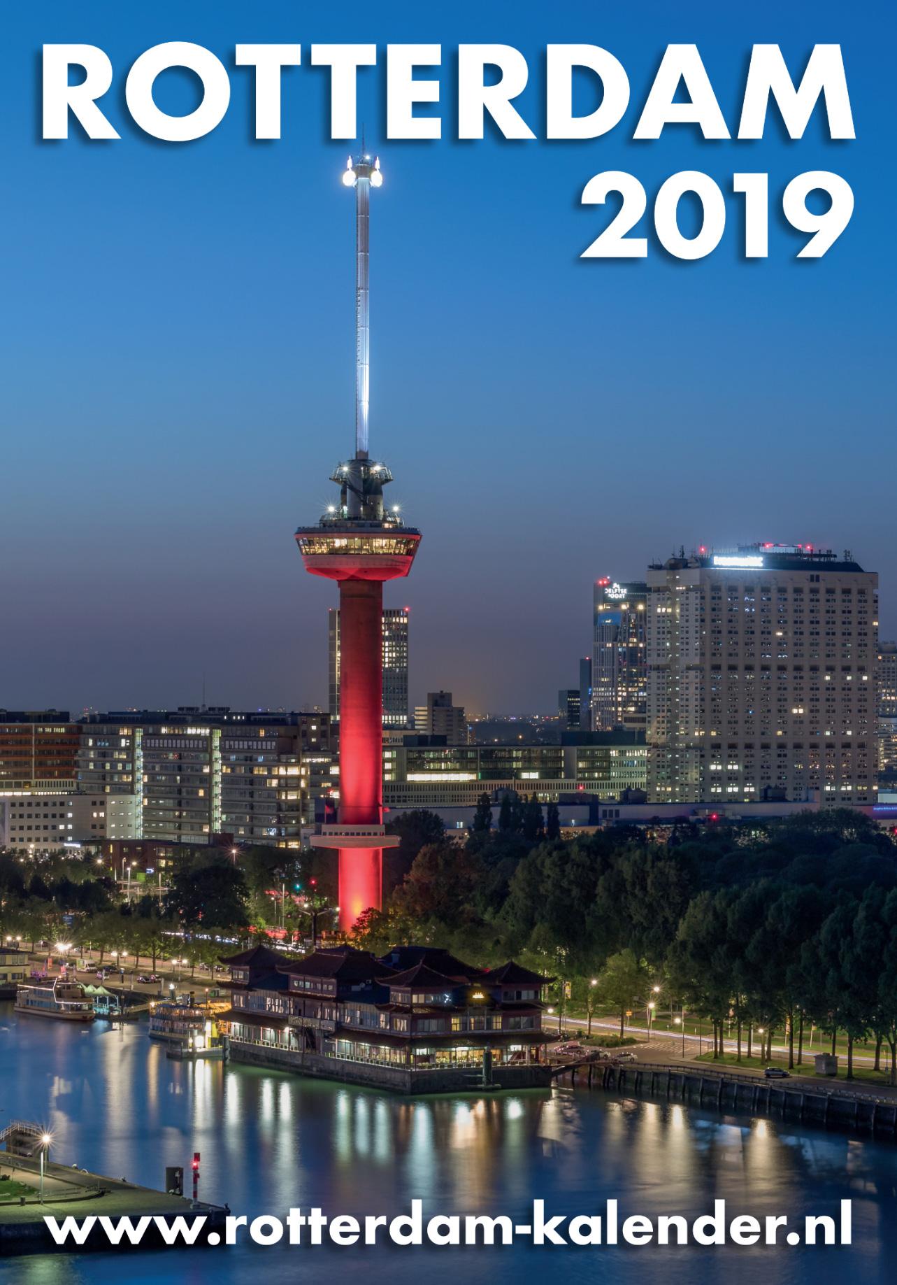 De Rotterdam Kalender 2019 online bestelpagina