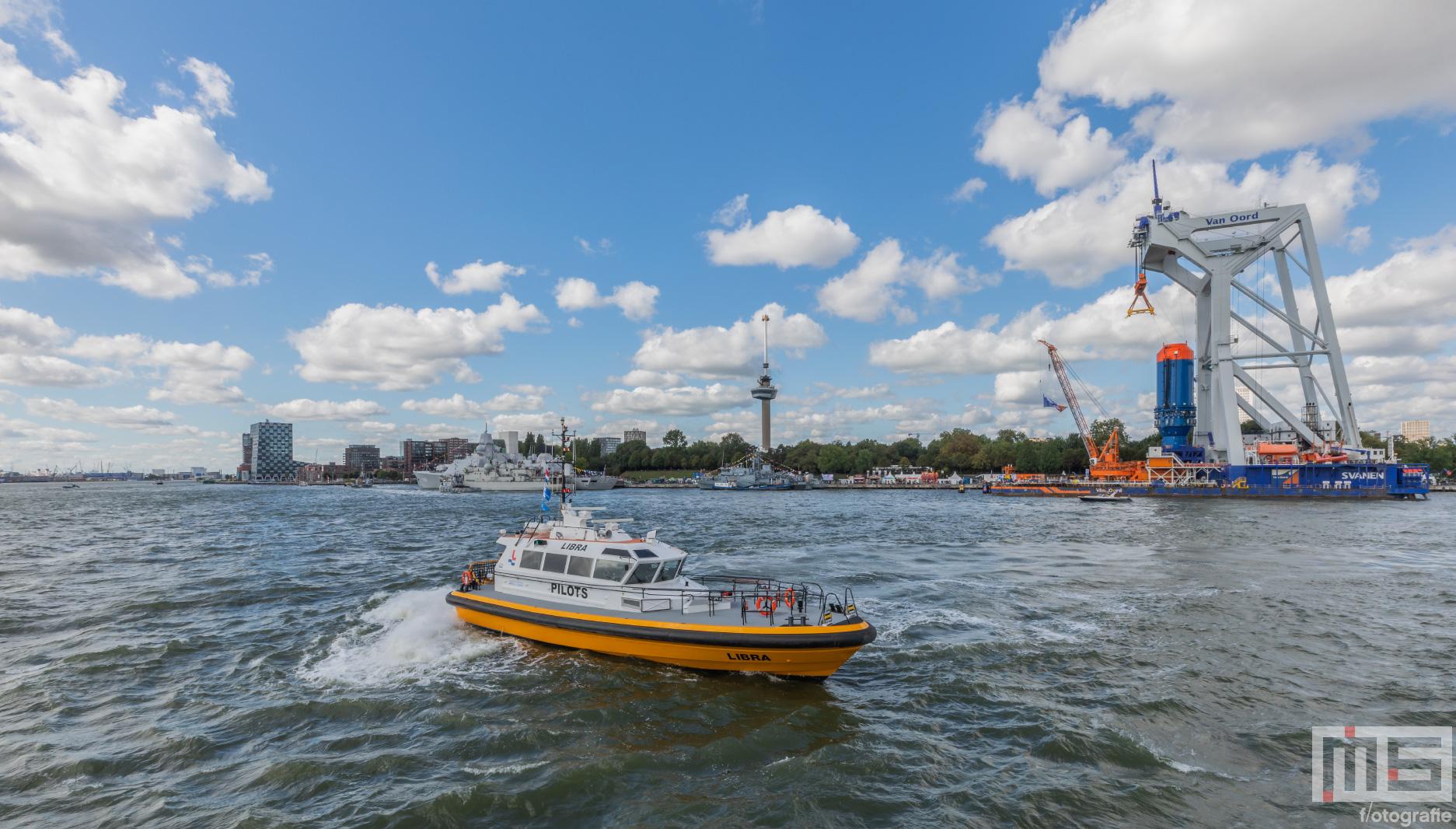 Wereldhavendagen 2018 | Rotterdam Cover