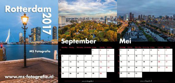 Rotterdam 2017 kalender in de winkel en online te koop - small