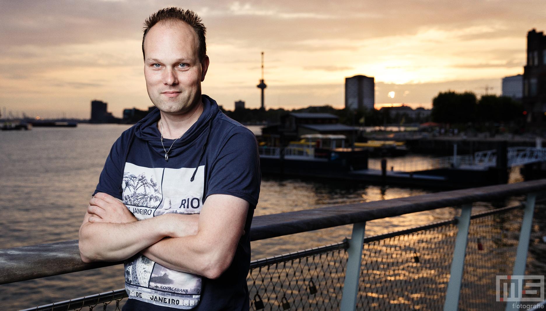 Stadsfotograaf Marc van der Stelt interview bij Loonstrokie