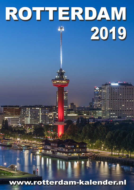 Rotterdam 2019 Kalender Shop MS Fotografie
