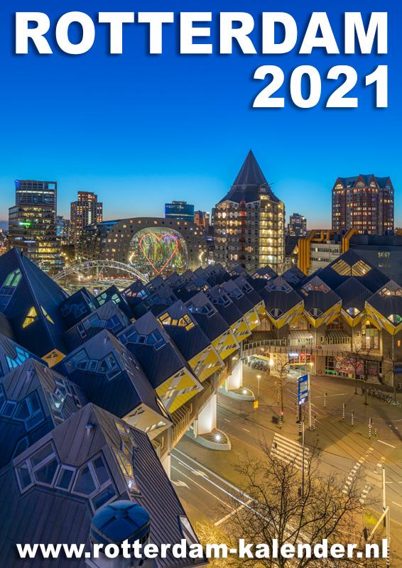 Rotterdam 2021 Kalender Shop MS Fotografie