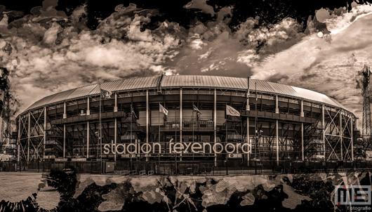 "Het Feyenoord ART Stadion ""De Kuip"" in Rotterdam | Cover Small"