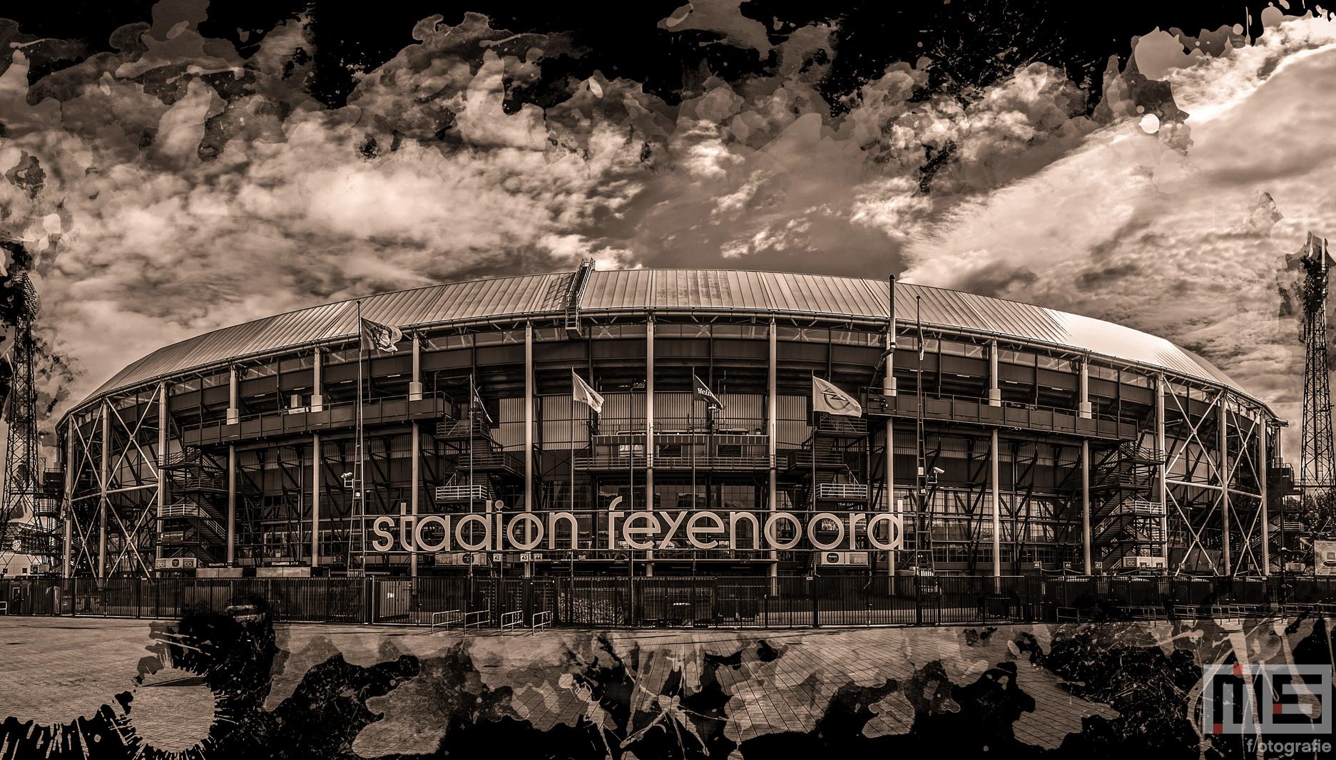 "Feyenoord ART Stadion ""De Kuip"" Cover"