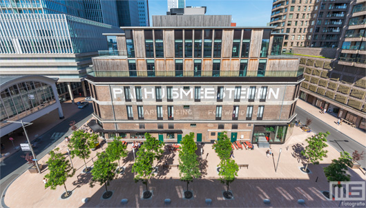 Rotterdamse Dakendagen 2019 - Je kan het dak op! | Cover Small