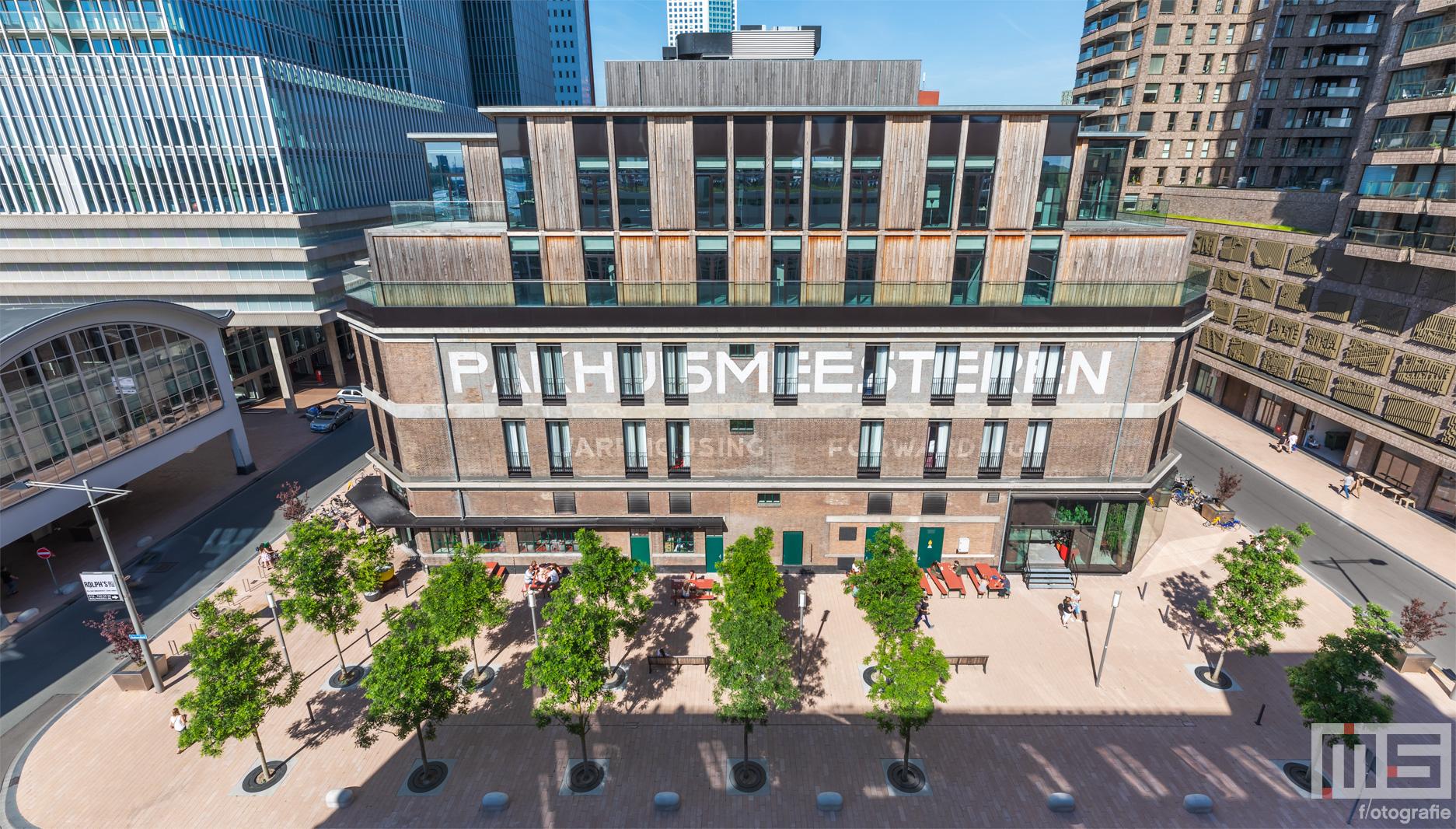Rotterdamse Dakendagen 2019 - Je kan het dak op! Cover