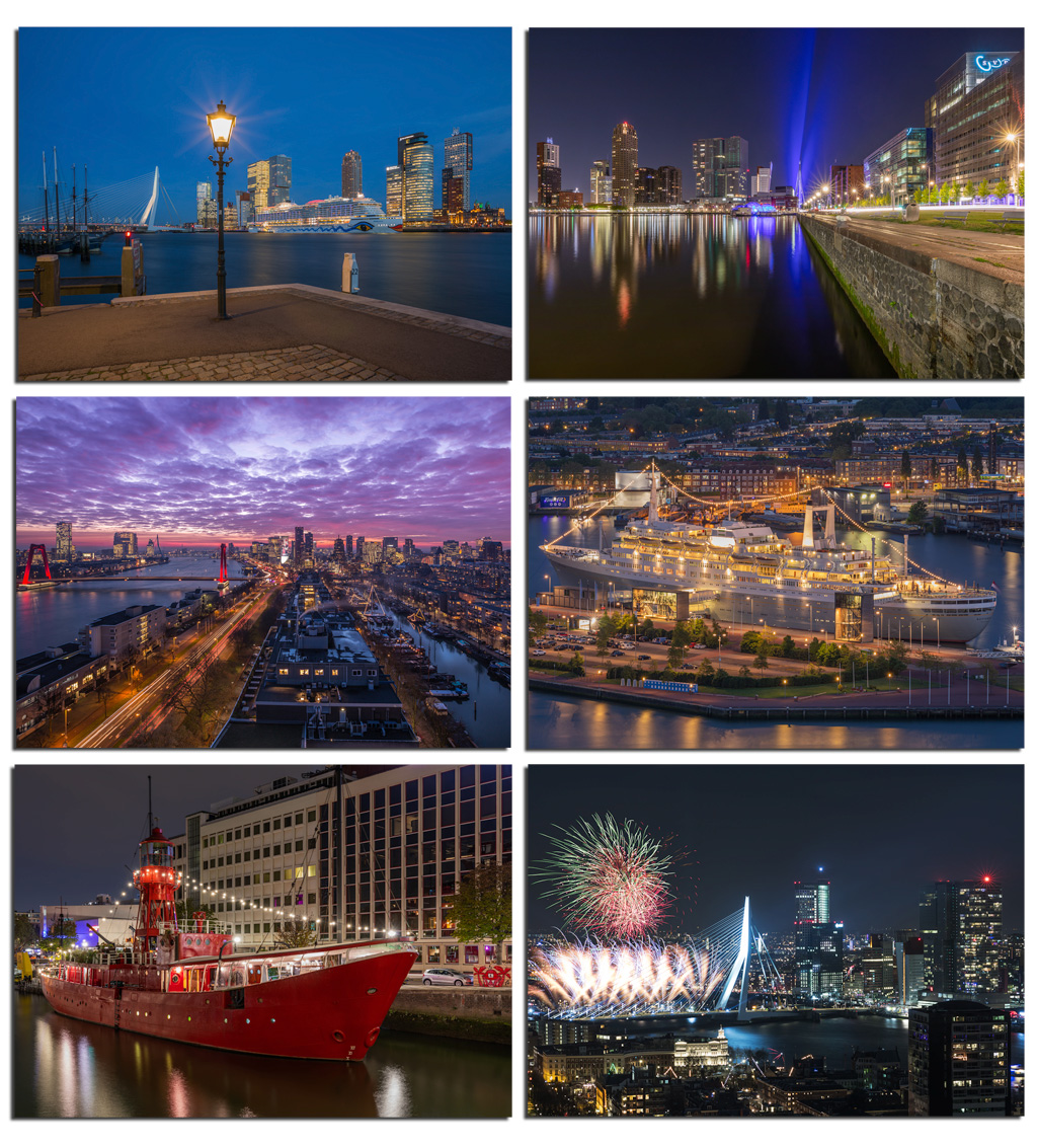 Rotterdam Ansichtkaarten | MS Fotografie