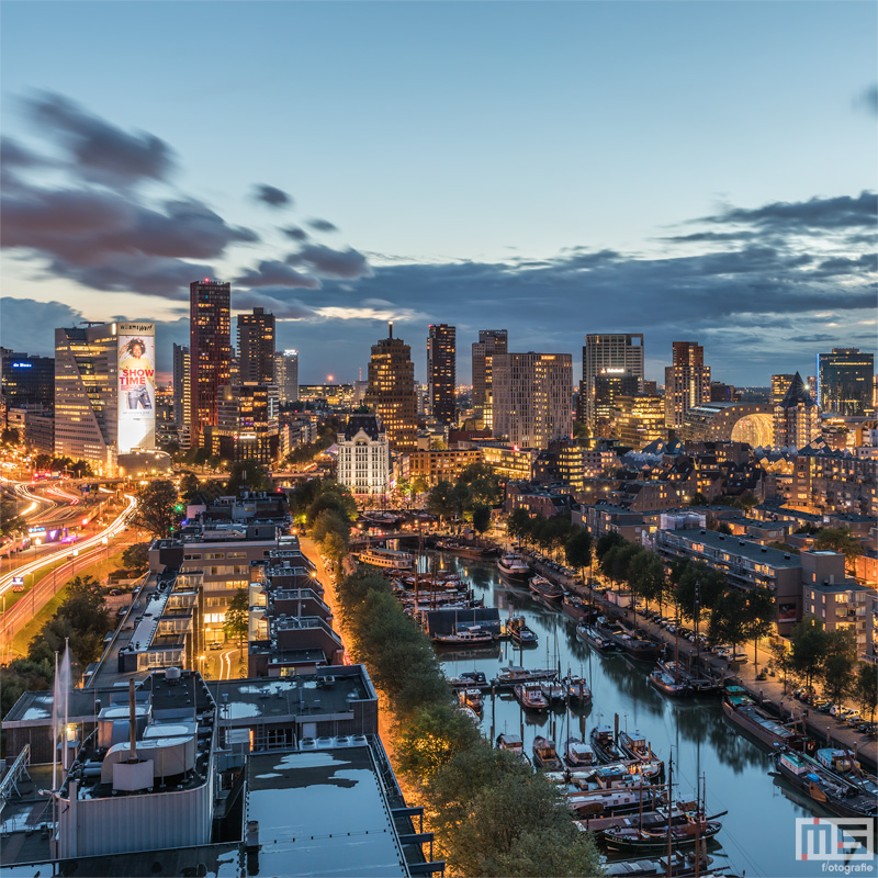 Workshop Nachtfotografie | Rotterdam by Night | Shop MS Fotografie