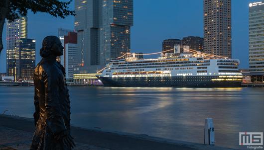 MS Rotterdam voor de laatste keer in Rotterdam | Cover Small