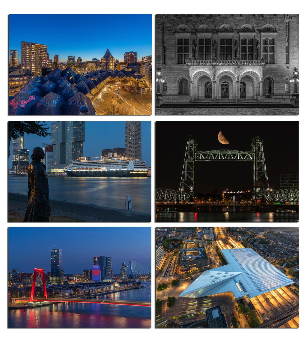 Rotterdam Ansichtkaarten 2021 | MS Fotografie